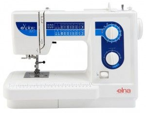 Elna Sewing Machine Available at Sewing World