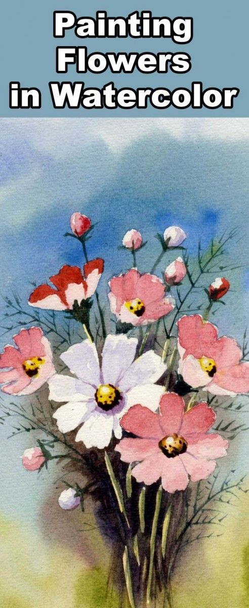 Introduction to Watercolour Painting — Online Art Lessons