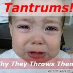parentingbagoftricks.com toddlers discpline why toddlers throw tantrums 150x150 Discipline for Toddlers: How I Learned To Say No Without Saying No!
