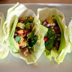 raw vegan tacos http://www.framedfrosting.com/2013/03/raw-vegan-tacos.html