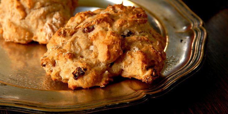 Ofte synes jeg at scones kan være litt for søte, fine, tørre og/eller feite. Jeg foretrekker dem saftige, næringsrike, grove og mettende.