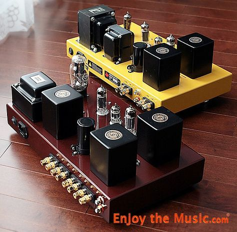 High end audio audiophile Triode Lab Ltd. Finalé F138-FFX Integrated Amplifier Vacuum tube