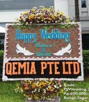 Karangan Bunga di Grand Mercure Hotel JL.Perintis Kemerdekaan Medan