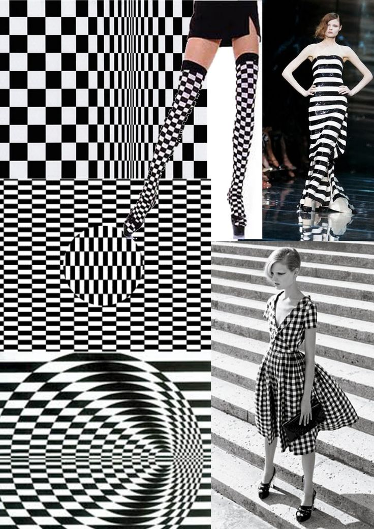 :::: ♡ ♤ ✿⊱╮☼ ☾ PINTEREST.COM christiancross ☀❤•♥•*[†]⁂ ⦿ ⥾ ⦿ ⁂ ::::bridget riley influence 60s fashion