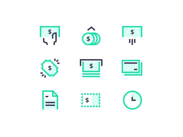 Some recent finance icons.  Check out x2 for real pixels.  Follow me on Twitter and on Instagram
