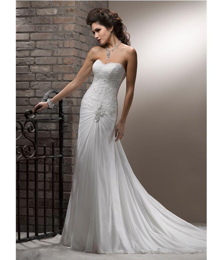 37 best Wedding dresses images on Pinterest | Short wedding gowns ...