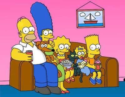 'Los Simpson': Neil Gaiman pondrá voz a un personaje de la serie - Zonared