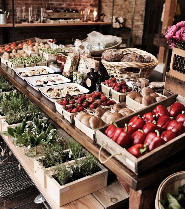 Farmers Market Ideas