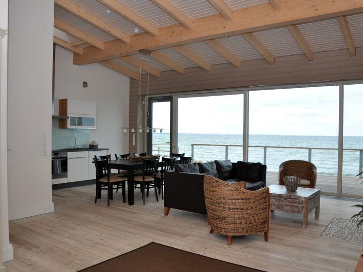 Strandlounge 1 In Dänisch Nienhof: 2 Schlafzimmer, Für Bis Zu 4 Personen.
