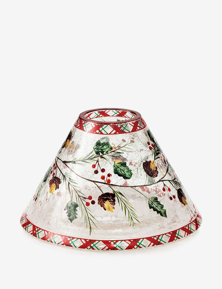 Yankee Candle® Pinecone Crackle Jar Shade Stage Stores  ((Peebles :)...))