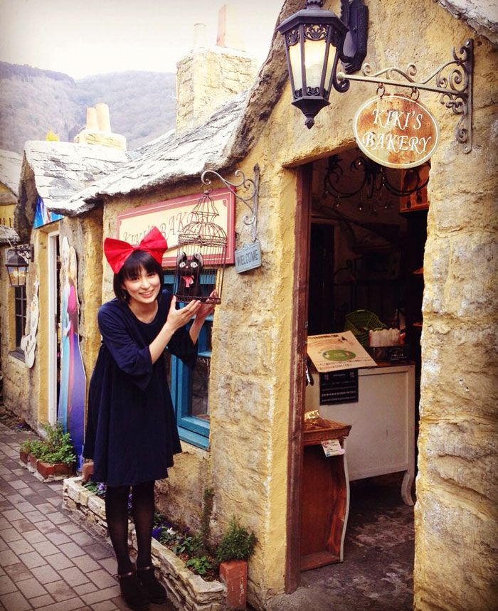 Kiki's Bakery Is Real, And Of Course It's In Japan | Bored Panda | Bloglovin'