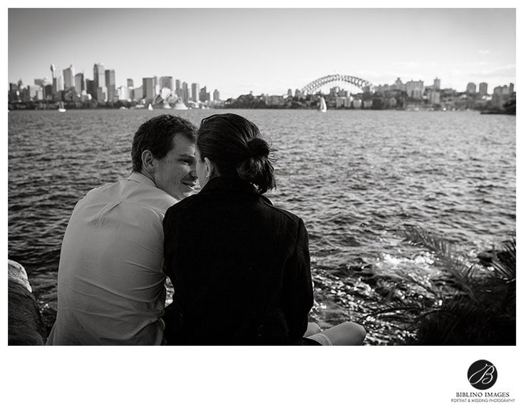 Cremorne Point Engagement Photography Session, It's funny how life works. What if you took a different job or started work thirty minutes later? Would you still have met the love of your life?