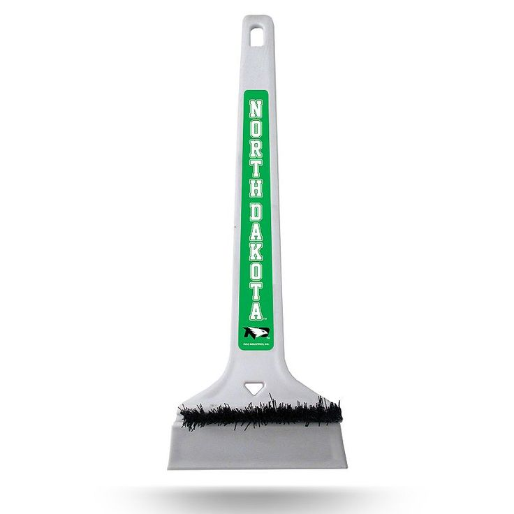 North Dakota Fighting Hawks Car Ice Scraper, Multicolor