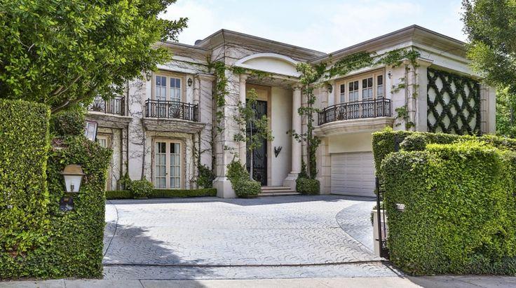 De 25 Bedste Id Er Inden For French Villa P Pinterest