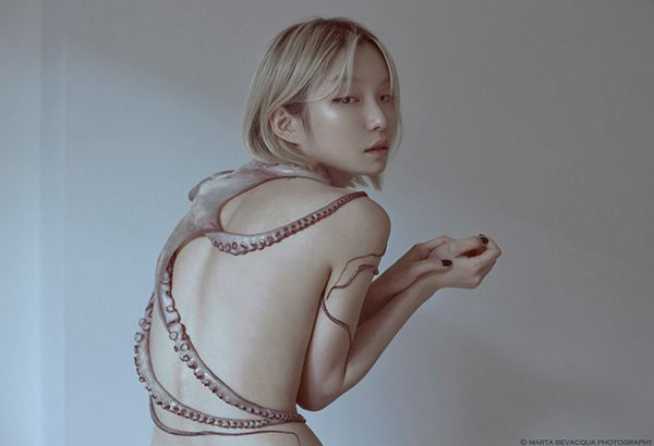 MOON AND THE OCTOPUS and 2 other portraits on Behance