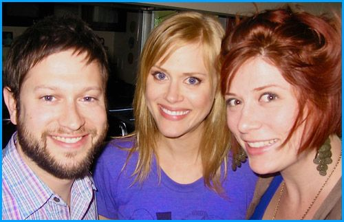 Go listen to this episode of Pop My Culture with Janet Varney!