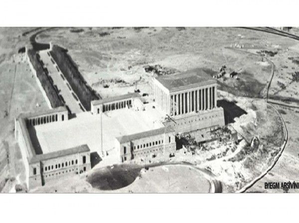 Anıtkabir 1960 Eski Ankara Fotoğrafları 1