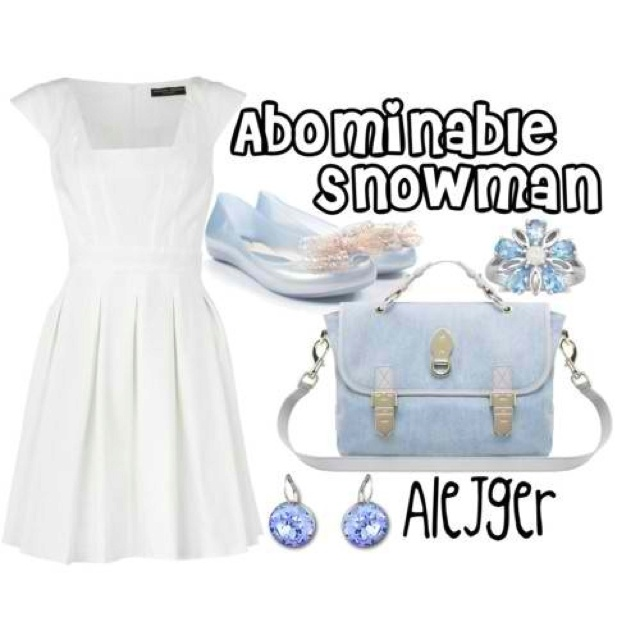 Abominable snowman monsters inc