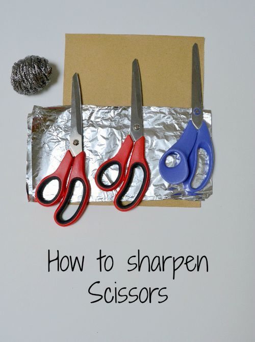 How you can sharpen your own sewing scissors and other sewing supplies such as your rotary cutter and pins
