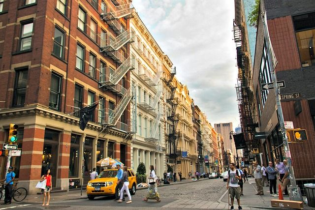Things to do in New York City, SoHo