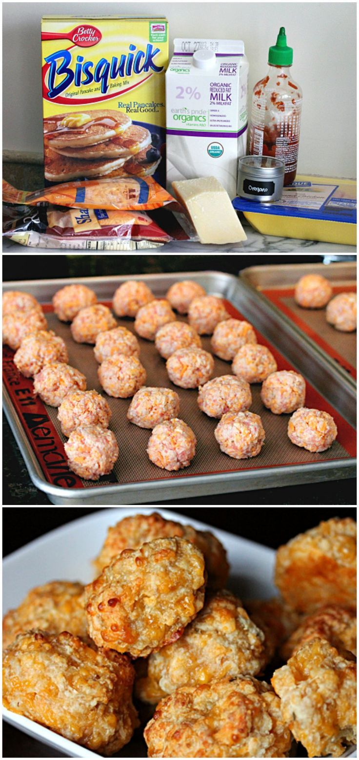 """Spicy Sriracha Chicken Cheeseballs 