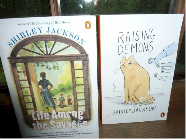 Books Shirley wrote about her family life in North Bennington.