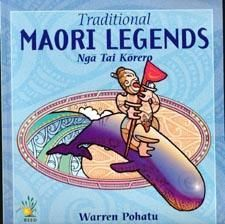 Among the fourteen stories from around New Zealand are old favourites like Maui and the Fish; Paikea and the Whale; Tutanekai and Hinemoa; Ngatoroirangi; Rona and the Moon; and Maui and the Sun. Each story is told across two pages, with text of about 250 words accompanied by a large, colourful illustration by Warren Pohatu. Both in his ebullient artwork and his energetic retelling of the tales, Pohatu succeeds in bringing tradition stories of the Maori to life for a young audience.