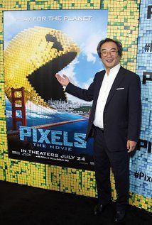 Toru Iwatani, the founder of the world famous old-school game Pac-Man, Toru Iwatani is also known from the movie Pixels.