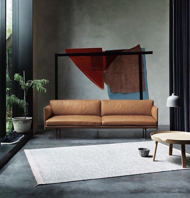 Muuto provides a new perspective on #scandinavian #design that results into unique furnishings