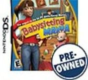 Babysitting Mania — PRE-Owned - Nintendo DS