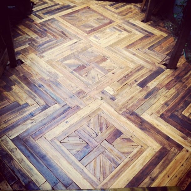 17 Best Images About Flooring On Pinterest Pallet Wood
