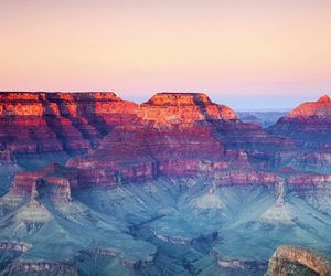 Grand Canyon, Arizona. How many of these natural beauties are on your bucket list? From dramatic summits to powerful waterfalls, these splendid wonders are some of the most incredible destinations on earth.