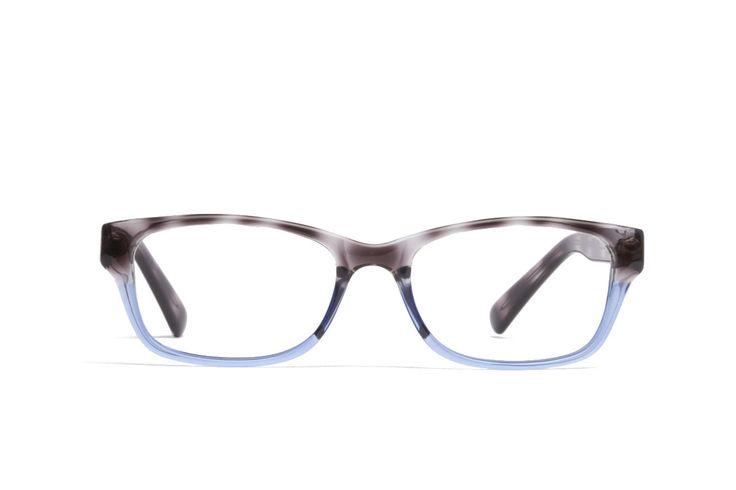 Saul glasses frames in blue/grey tort | Mr Foureyes prescription glasses online
