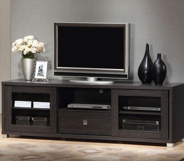 Συνθέσεις - Βιτρίνες : LIFE PANEL έπιπλο TV Zebrano ΕΜ361