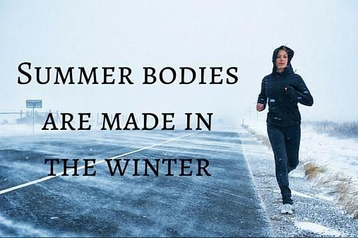 5 tips to keep you training this winter