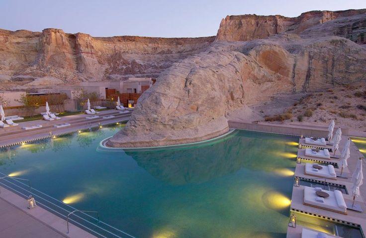 Amangiri Resort - Utah, USA