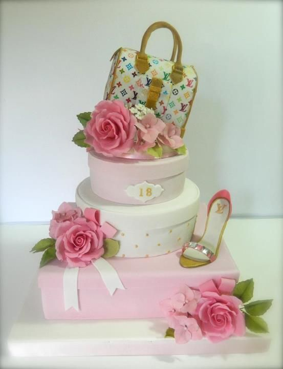 louis vuitton decorated cookies   Torte a forma di borsa Louis Vuitton