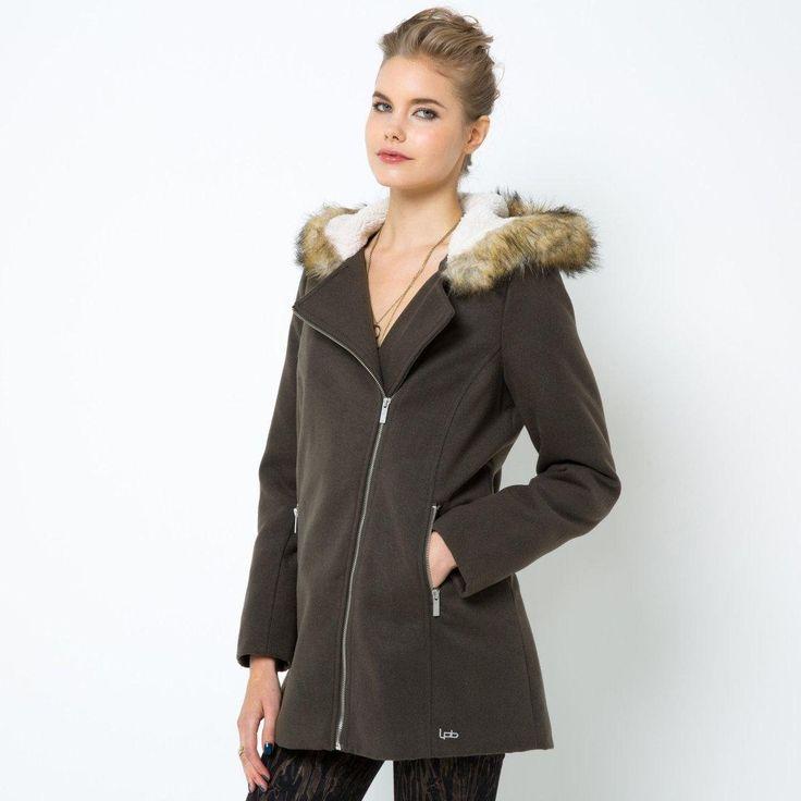 La redoute manteau femme avec capuche