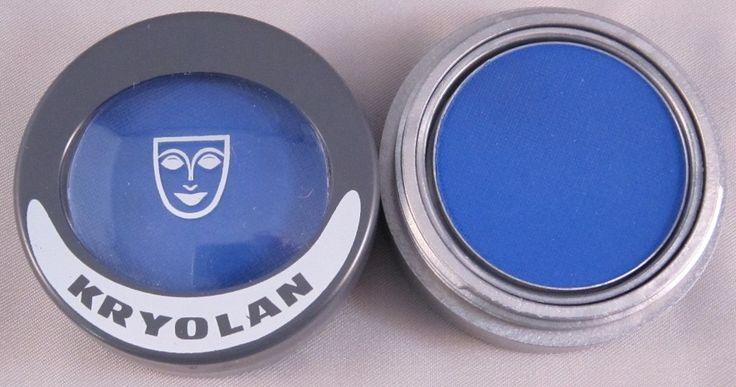 Kryolan Cake Eyeliner 05321 - Royal Blue