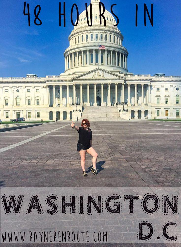 Want to visit Washington D.C? check out my 48 Hours In: Washington D.C travel guide. including where to stay, where to eat and what to do in the US Capital.