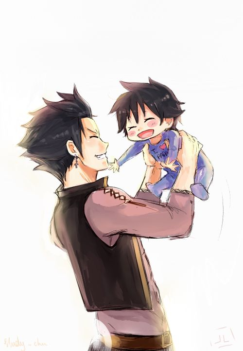 Silver and Gray Fullbuster byBludy-chu (Jeanne)