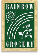 Rainbow Grocery is an amazing coop in San Francisco, all about healthy, local and sustainable foods!