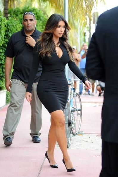 Kim Kardashian in Kardashian Kollection