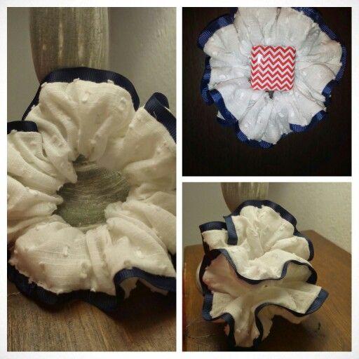 Sailor scrunchie