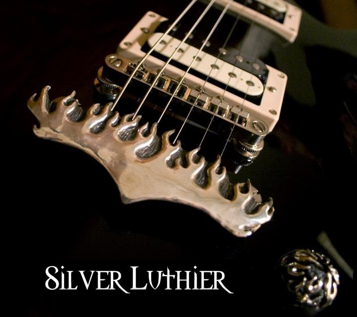 Silver Luthier Store: Handmade Guitars, Electric Guitar, Luther Guitar