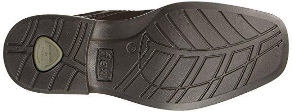 Flexi Rommel Zapato Semi Vestir para Hombre, color Caoba, 30, Mod: 74002: Amazon.com.mx: Ropa, Zapatos y Accesorios