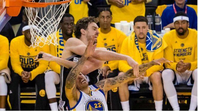 NBA Play-Offs 2017 Jornada 28