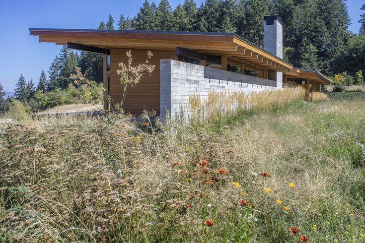 Hood River Residence In Oregon By Scott Residential