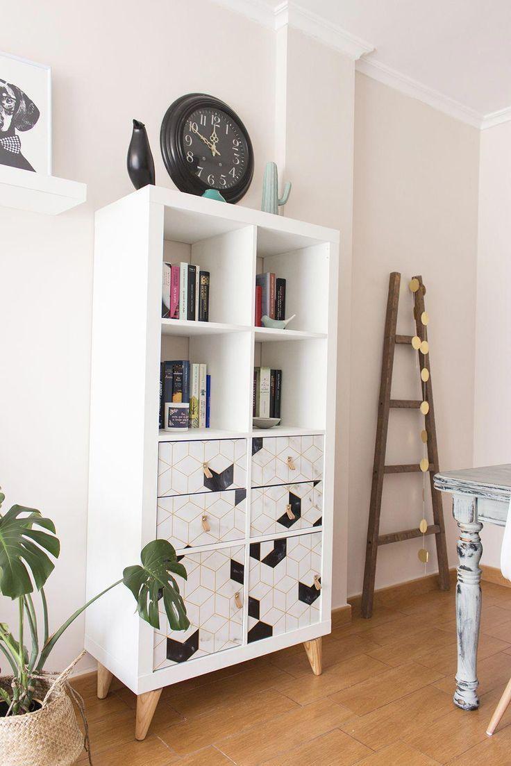 Holen Sie sich Ihr Kallax-Regal von Ikea, um anders zu sein … – #Get #of #dif #this … – …