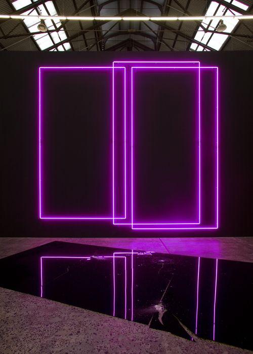 Lori Hersberger - Neon Installation